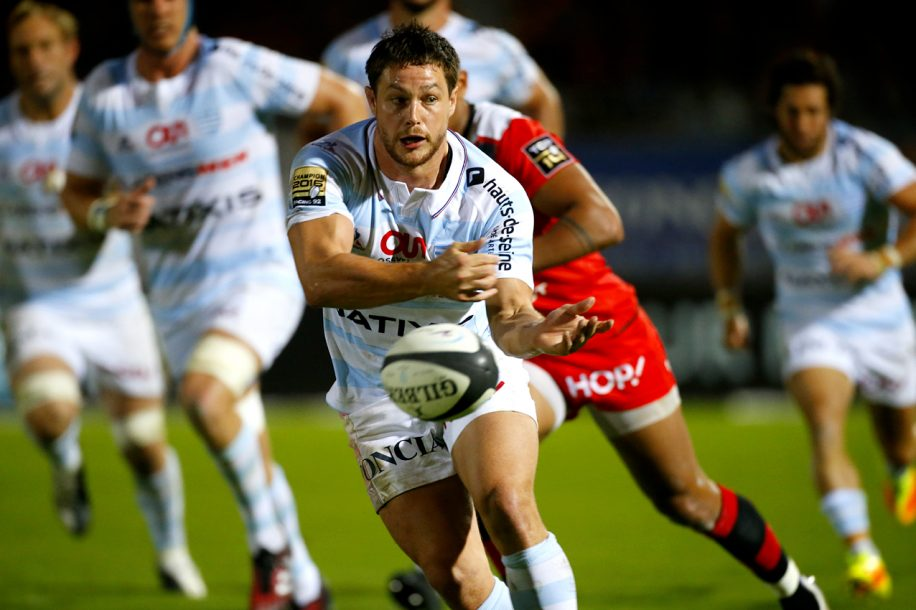 Racing 92 vs Stade Toulousain