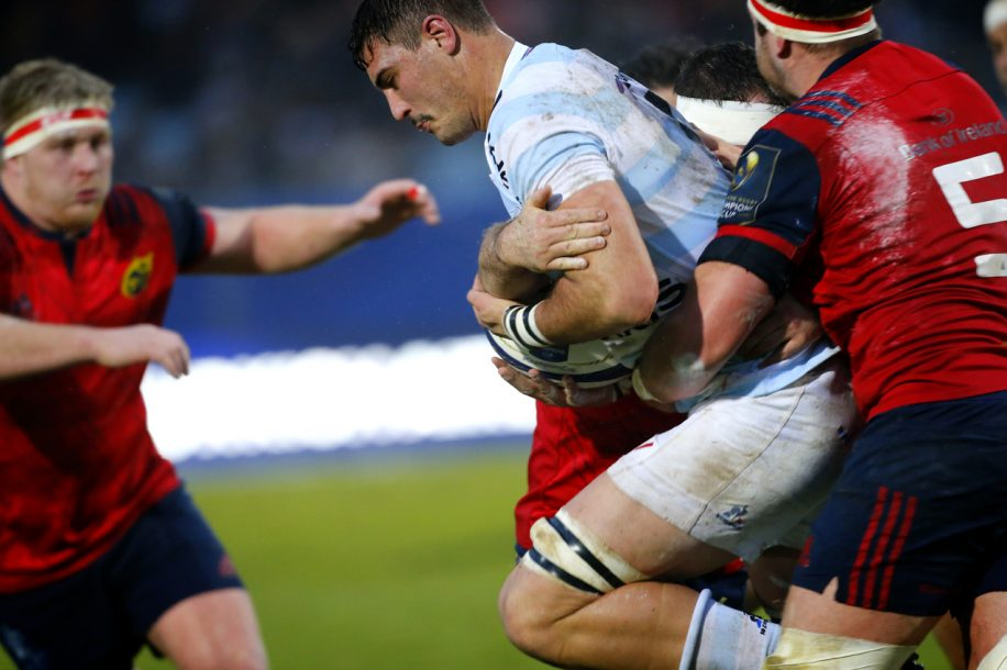 ERCC - Racing 92 vs Munster