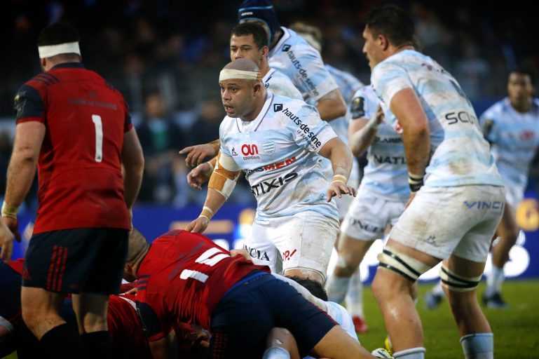 ERCC - Racing 92 vs Munster -Luc Ducalcon