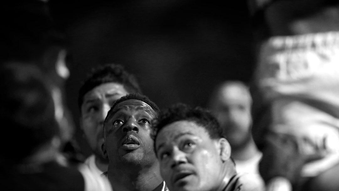 Touche - Chris Masoe , Yannick Nyanga