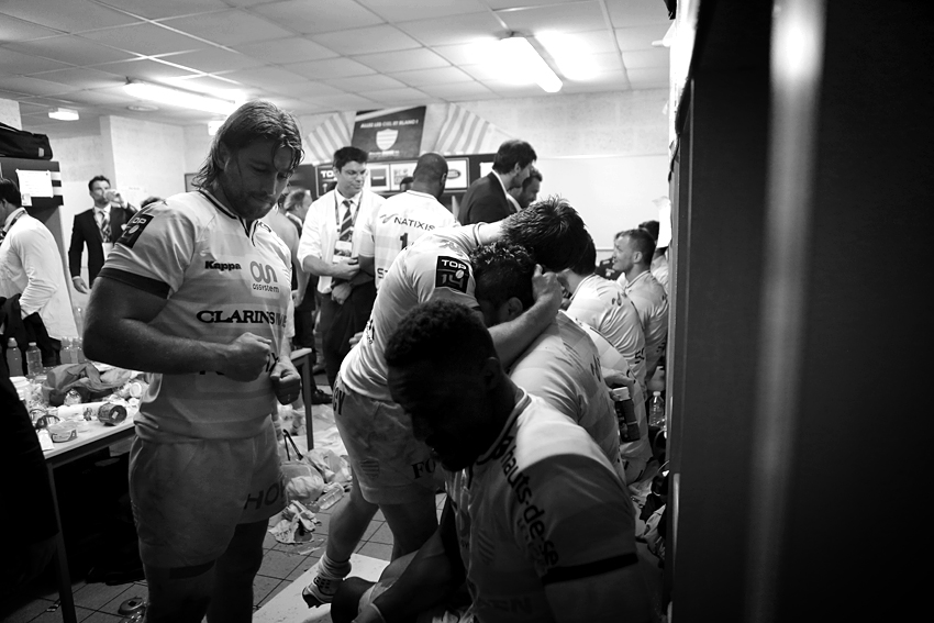 Les Ciel et Blanc s'imposent face à l'ASM à Rennes et décrochent leur ticket pour la finale de TOP 14.