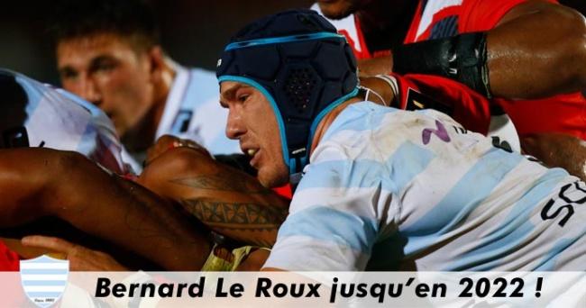 Bernard Le Roux jusqu'en 2022