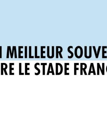 Derby - Ton meilleur souvenir contre le Stade Français ?