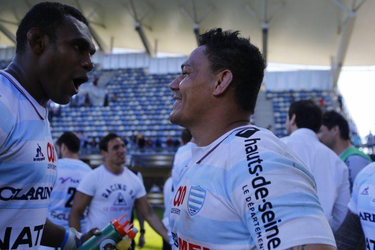 Leone Nakarawa & Chris Masoe
