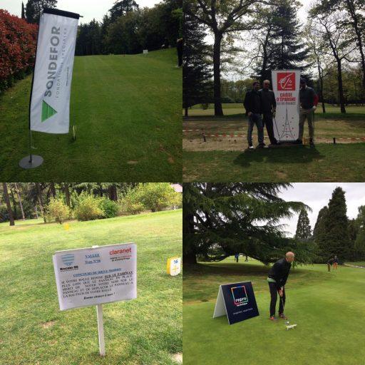 Trophée de Golf Natixis