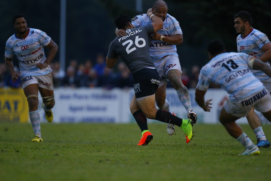 Amical - Satde Toulousain vs Racing 92