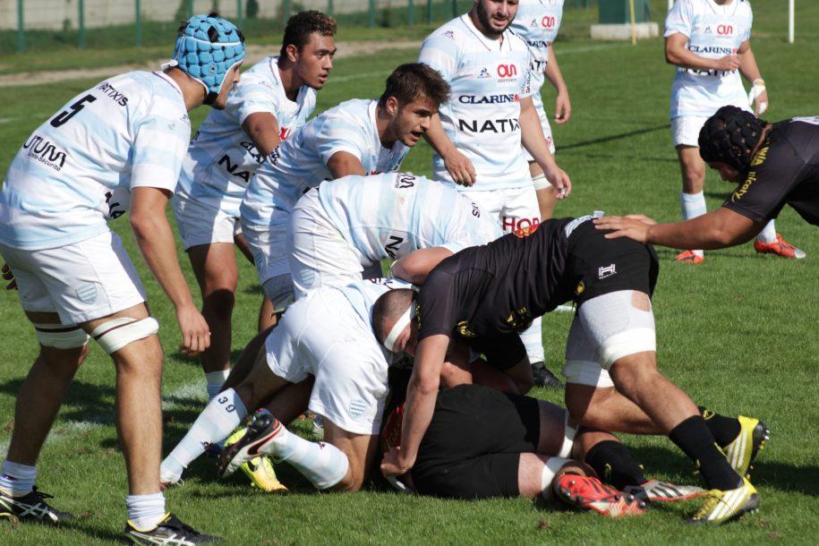 Espoir J2 - Racing 92 vs Stade Rochelais