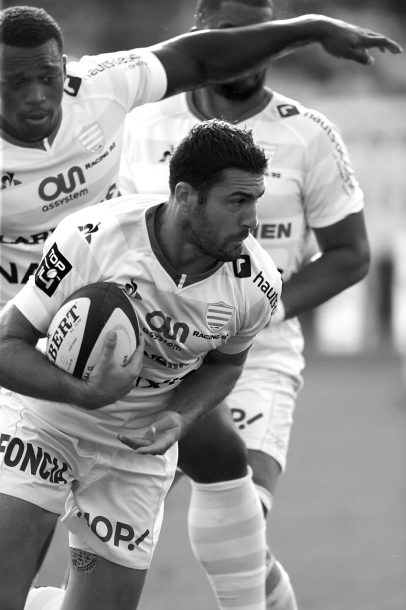 Racing 92 vs Castres Olympique - Remi Talès