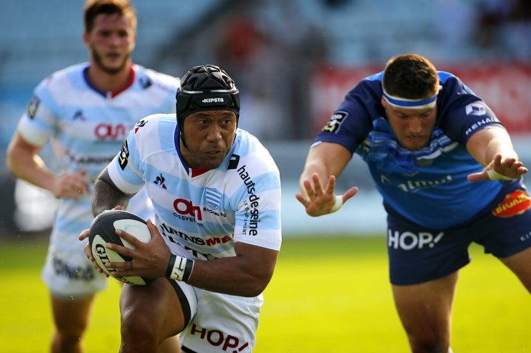 Racing 92 vs Castres Olympique - La percée d'Anthony Tuitavake