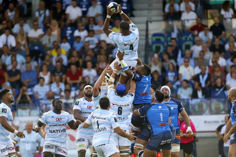 Racing 92 vs Castres Olympique