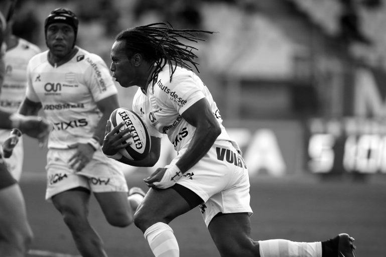 Racing 92 vs Castres Olympique - Albert Vulivuli