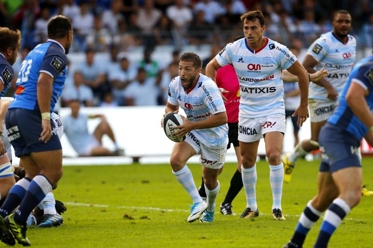 Racing 92 vs Castres Olympique - Teddy Iribaren