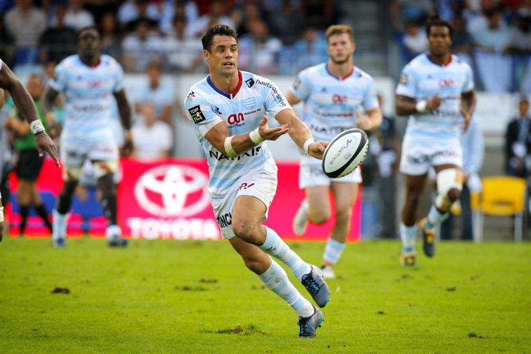 Racing 92 vs Castres Olympique - Dan Carter