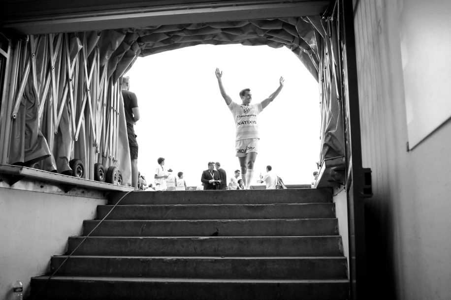 Racing 92 vs Castres Olympique - La joie de Juan Imhoff