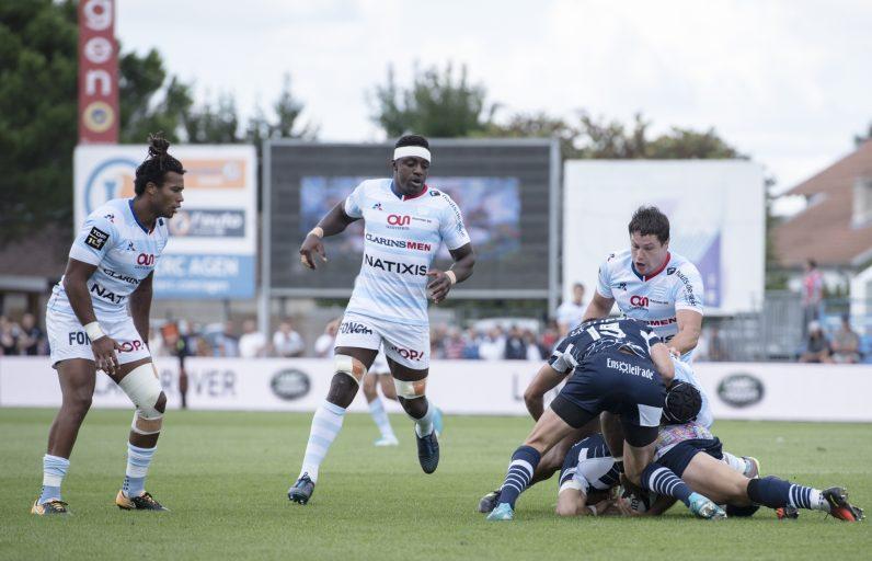 SUA vs R92 - Teddy Thomas, Yannick Nyanga et Henry Chavancy