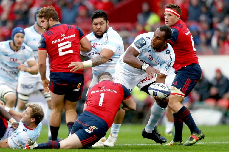 Munster vs Racing 92 - Thomond Park