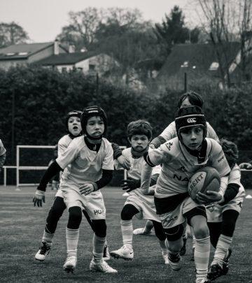 L'Ecole de Rugby: Un enjeu majeur de la formation du Racing