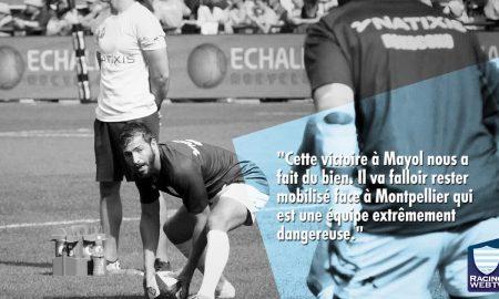 R92 vs MHR - Les déclarations avant-match !