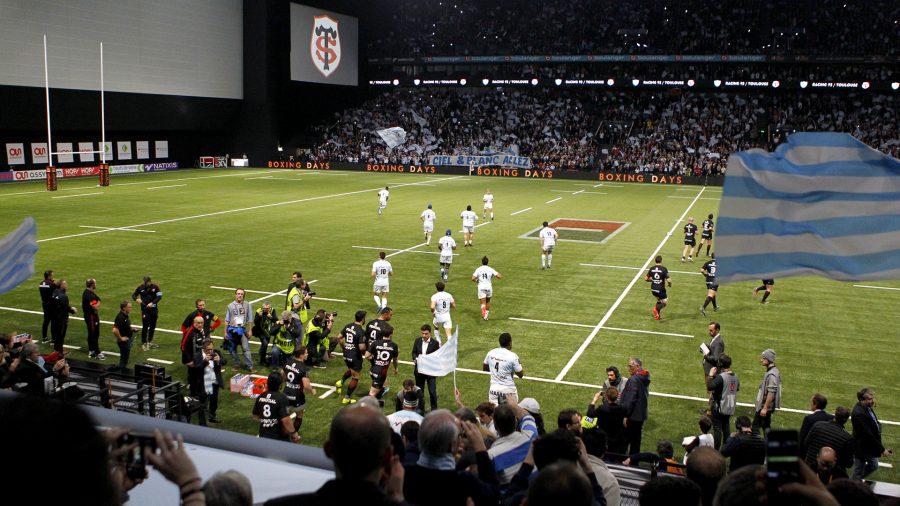Racing 92 vs Stade Toulousain, la première à la U Arena