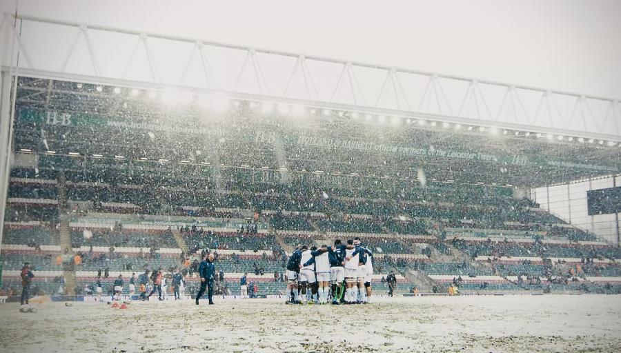 Au coeur du jeu - Leicester Tigers vs Racing 92
