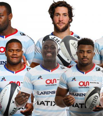 Equipes de France - 8 Ciel et Blanc en équipes nationales !