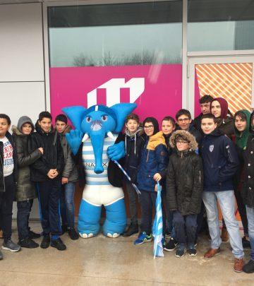 R92 vs SFP - Les Ecoles de Rugby à la U Arena !