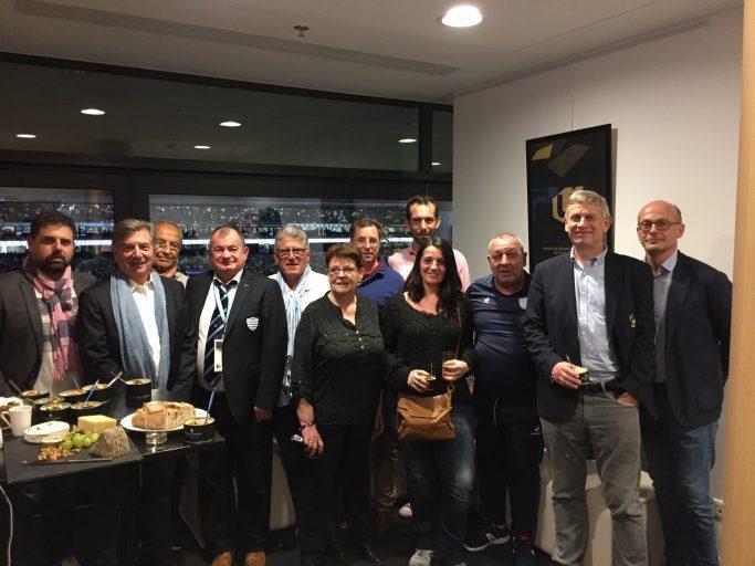 R92 vs RCT - Les EDR à la U Arena