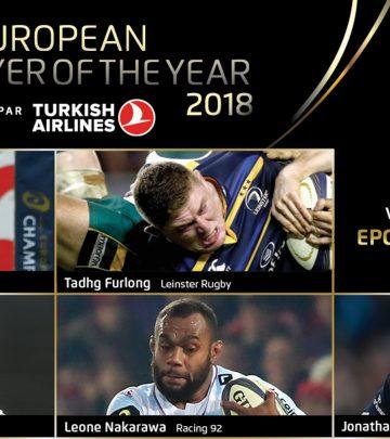Maxime et Leone nommés en tant que joueur européen de l'année !