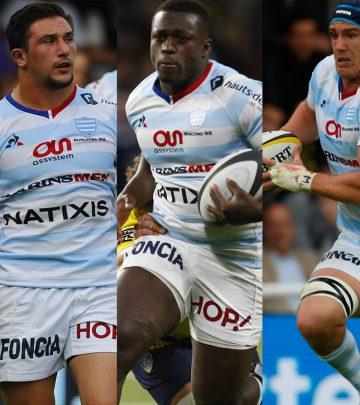 5 Ciel et Blanc en Équipe de France pour la tournée de juin !