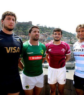 Racing 92 vs Brésil Rugby - Le XV de Départ