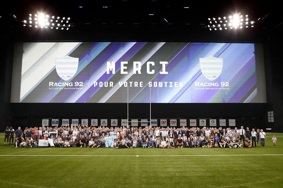Journée des abonnés à Paris La Défense Arena