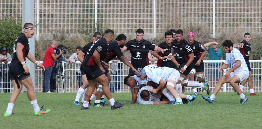 Stade Toulousain vs Racing 92