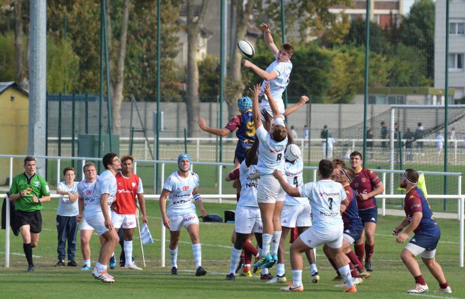 R92 vs ABCD XV - Victoire 23-10 des Ciel et Blanc !