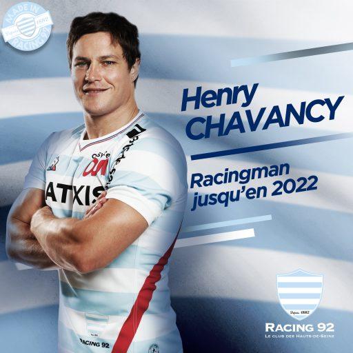 Henry Chavancy