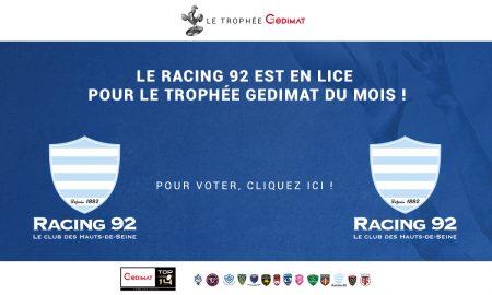 Trophée GEDIMAT - Votez pour l'essai d'Antonie Claassen