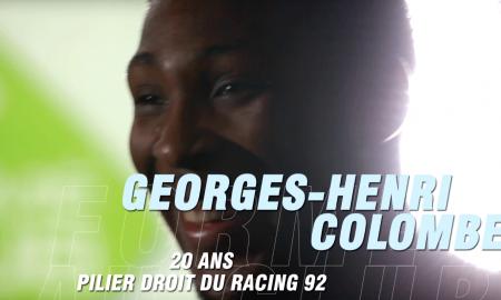 Formé au club - Georges Henri Colombe Reazel
