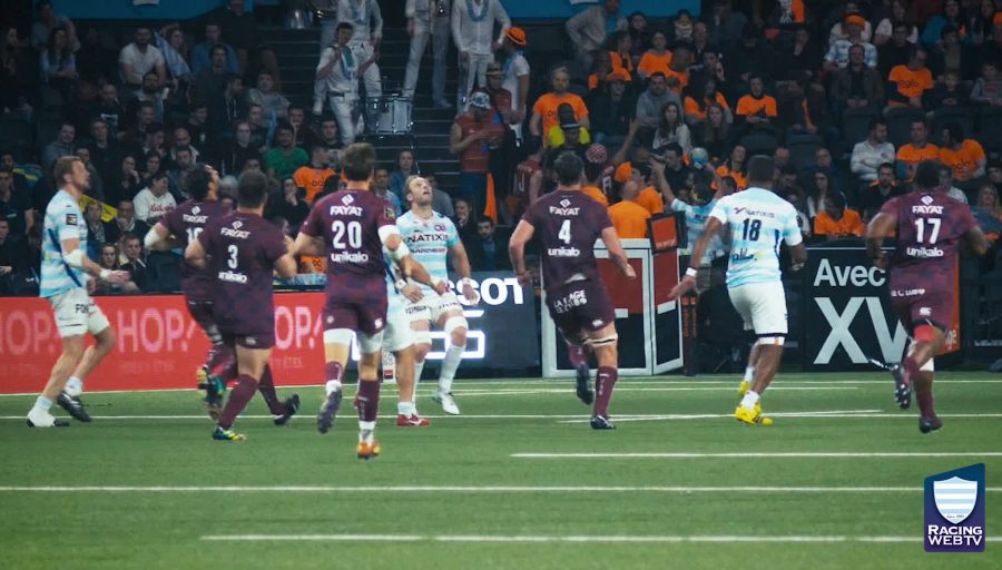 R92 vs UBB - Au plus près de l'Action