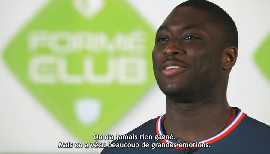 Formé au club - Ibrahim Diallo