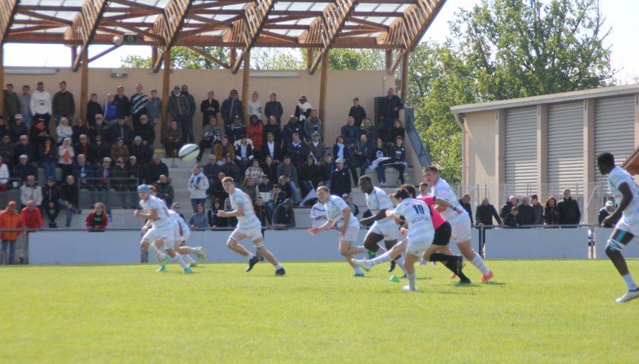 Crabos - 8ème de finale - Racing vs RC Toulon