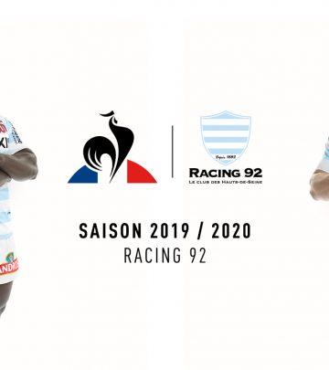 Saison 19-20 : le nouveau Maillot du Racing !