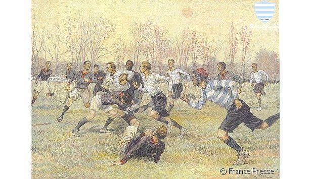 Racing Club de France vs Stade Français Paris