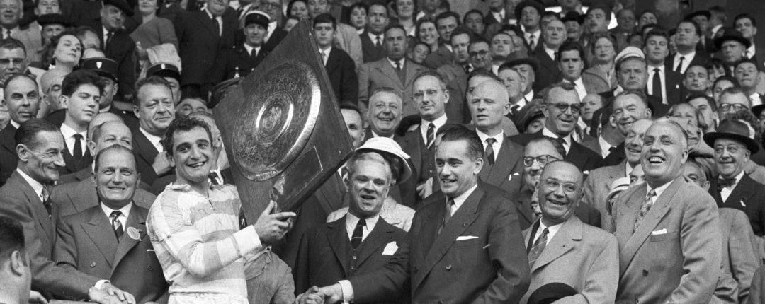 Le Racing Champion de France 1959
