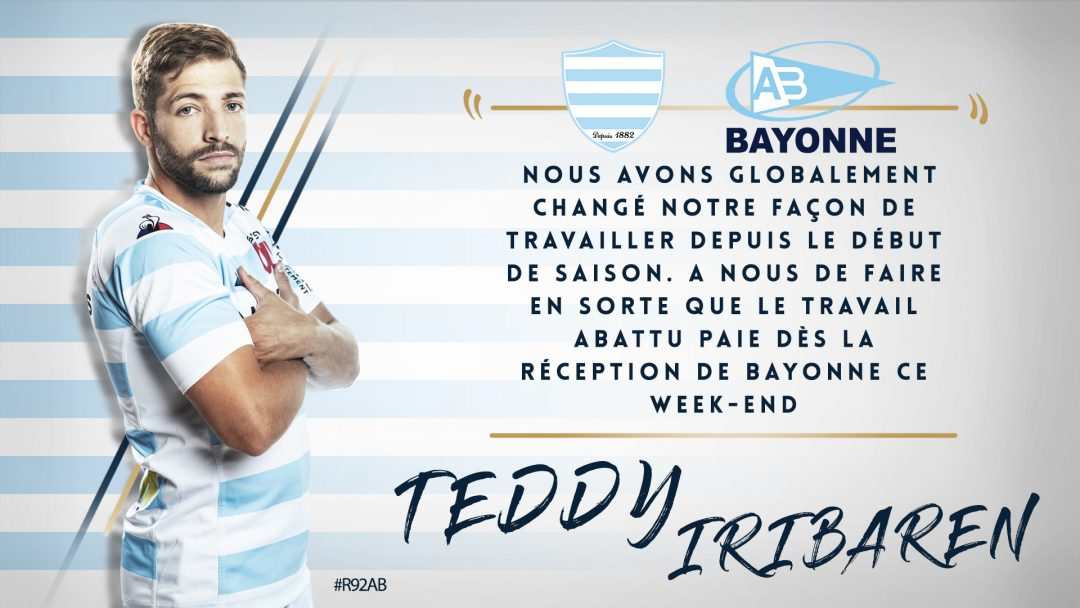 Teddy Iribaren