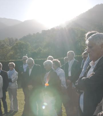 Nos anciens Ciel et Blanc se réunissent à Pau !