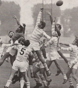 1969 - Teyssere, Zlicaric, Perron , Violle, Moulian