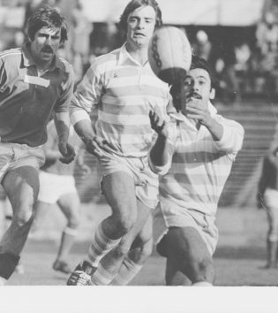 1972 - Taffary, Peron
