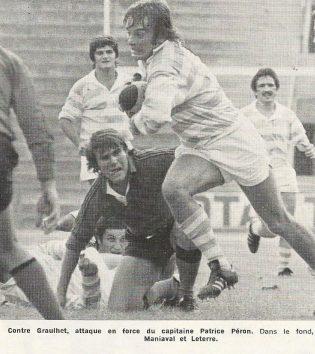 1975 - Pern , Maniaval , Leterre ,