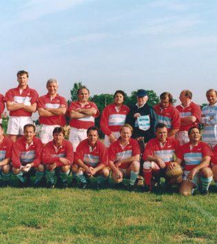 1977 - Seemuler , de la Rivière , Deveaux , Bertrand , Feydencieux , Boize , Toupet