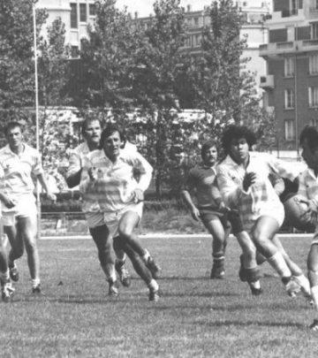 1980 - Gault , Touzard , Chazalon , Nicolas