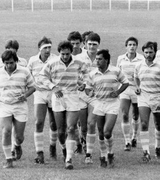 1981 - Violle, Destribats, Blanc